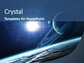 nasa powerpoint templates | crystalgraphics, Presentation templates