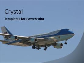 air force powerpoint templates | crystalgraphics, Modern powerpoint