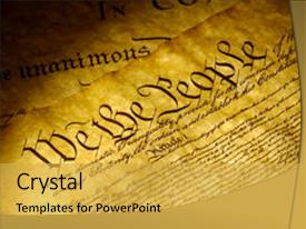 American revolution powerpoint templates crystalgraphics cool new slides having spot light on the declaration backdrop and a toneelgroepblik Images