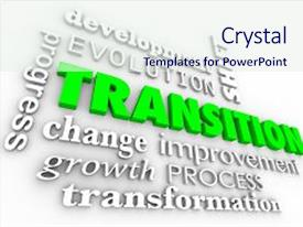 Evolution powerpoint templates crystalgraphics i love this presentation with animated transition change process word background and toneelgroepblik Images