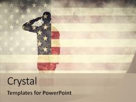 patriotic powerpoint templates | crystalgraphics, Modern powerpoint