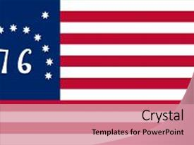 American revolution powerpoint templates crystalgraphics presentation having associated with the american revolution backdrop and a coral colored foreground toneelgroepblik Images