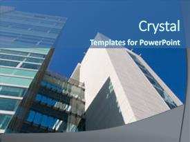 green building powerpoint templates | crystalgraphics, Modern powerpoint