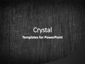 black powerpoint background