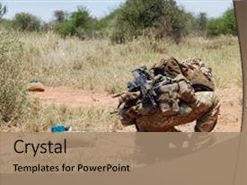 British army powerpoint templates crystalgraphics cool new ppt enhanced with british army bomb disposal expert theme and a coral colored foreground toneelgroepblik Images