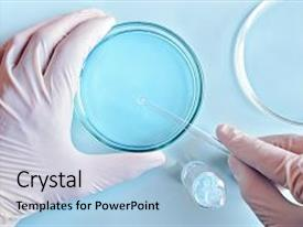 microbiology powerpoint templates | crystalgraphics, Modern powerpoint