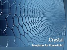 nano chemistry powerpoint templates | crystalgraphics, Modern powerpoint