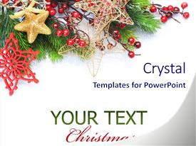 christmas borders for powerpoint