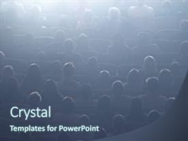 movie powerpoint templates | crystalgraphics, Modern powerpoint