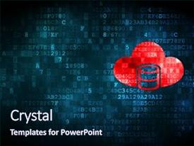 database powerpoint templates | crystalgraphics, Powerpoint templates