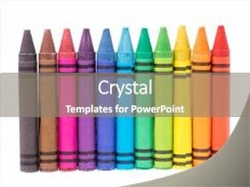 Crayon people drawings powerpoint presentation template theme crayon powerpoint templates crystalgraphics presentation templates toneelgroepblik Gallery