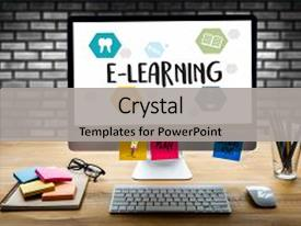 Global education powerpoint templates crystalgraphics slide deck enhanced with communic communication global communication education theme and a light gray colored toneelgroepblik Gallery