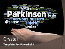 parkinson disease powerpoint templates | crystalgraphics, Powerpoint templates