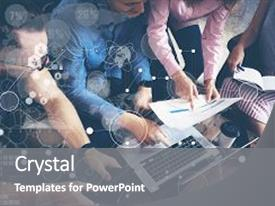Global education powerpoint templates crystalgraphics audience pleasing slide set enhanced with connection data virtual icon innovation theme and a gray colored toneelgroepblik Gallery