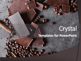 cinnamon powerpoint templates | crystalgraphics, Presentation templates