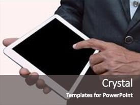 Apple inc powerpoint templates crystalgraphics cool new presentation theme with developed by the backdrop and a dark gray toneelgroepblik Image collections