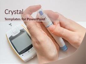 gestational diabetes powerpoint templates | crystalgraphics, Powerpoint templates