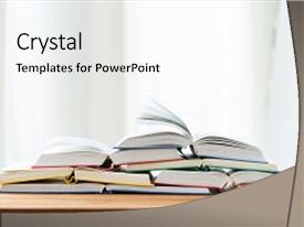 Literature powerpoint templates crystalgraphics cool new ppt layouts with education school reading backdrop and a white colored toneelgroepblik Images