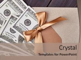 American idol powerpoint templates crystalgraphics a ppt with envelope money as modern idol background and a coral colored foreground toneelgroepblik Image collections