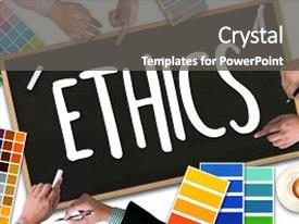 Integrity powerpoint templates crystalgraphics audience pleasing ppt having honesty ethics business team ethics business backdrop and a dark gray toneelgroepblik Gallery