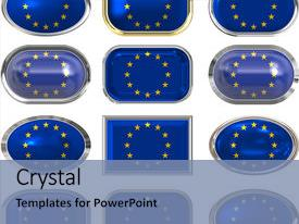 european union powerpoint templates | crystalgraphics, Modern powerpoint