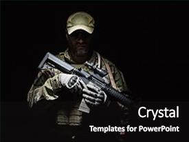 100 army powerpoint templates military camouflage ppt force powerpoint templates crystalgraphics toneelgroepblik Images