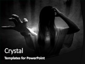 scary powerpoint templates | crystalgraphics, Modern powerpoint