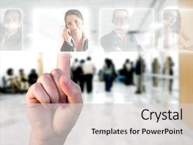 human resource powerpoint templates | crystalgraphics, Powerpoint templates
