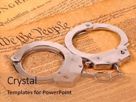 American revolution powerpoint templates crystalgraphics ppt having independence and handcuffs american backdrop and a coral colored foreground toneelgroepblik Images