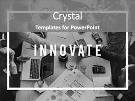 Innovation powerpoint templates crystalgraphics ppt theme having innovate innovation invention innovative technology background and a gray colored foreground toneelgroepblik Gallery