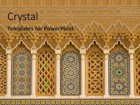 islam powerpoint templates | crystalgraphics, Modern powerpoint