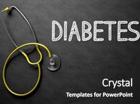 500 endocrine powerpoint templates w endocrine themed backgrounds audience pleasing presentation theme consisting of black yellow medical concept diabetes handwritten backdrop and a toneelgroepblik Image collections
