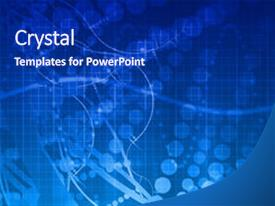 Powerpoint template abstract blue color prisms lines and shapes cool new slide deck enhanced with medical science futuristic technology abstract theme and a navy blue custom template toneelgroepblik Image collections