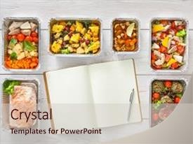 restaurant powerpoint templates | crystalgraphics, Modern powerpoint