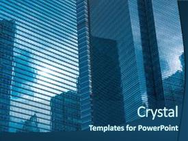 buildings powerpoint templates | crystalgraphics, Modern powerpoint