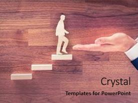Motivation powerpoint templates crystalgraphics beautiful slide set with motivation and personal development personal background and a coral colored foreground toneelgroepblik Gallery
