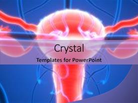 Bladder powerpoint templates crystalgraphics slide set featuring nervous system and urinary bladder image and a light blue colored foreground toneelgroepblik Image collections