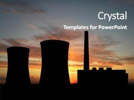 power plant powerpoint templates | crystalgraphics, Powerpoint templates