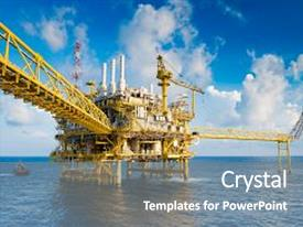 gas powerpoint templates | crystalgraphics, Presentation templates