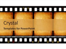 film strip powerpoint templates | crystalgraphics, Powerpoint templates