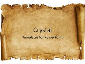 scroll paper powerpoint templates | crystalgraphics, Powerpoint templates