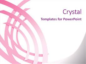 breast cancer powerpoint templates | crystalgraphics, Modern powerpoint