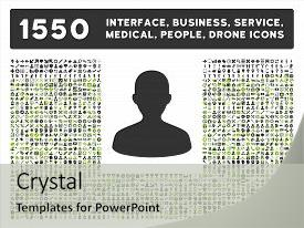 Employee service award powerpoint templates crystalgraphics crystal powerpoint template with people medical service and award themed background and a light gray colored toneelgroepblik Choice Image