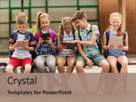Primary education powerpoint templates crystalgraphics primary education powerpoint templates toneelgroepblik Images