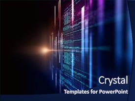 Java programming powerpoint templates crystalgraphics presentation featuring programming code abstract technology background image and a navy blue colored foreground toneelgroepblik Gallery