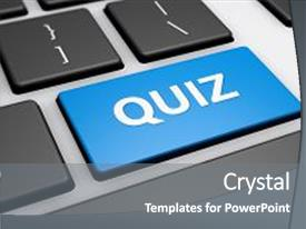 Powerpoint templates for quiz competition images powerpoint quiz competition powerpoint templates crystalgraphics colorful slides enhanced with quiz sign and word on backdrop and toneelgroepblik Choice Image