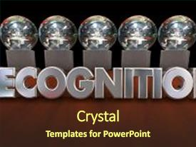 award powerpoint templates | crystalgraphics, Presentation templates