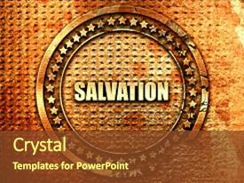 Salvation army powerpoint templates crystalgraphics i love this ppt featuring salvation 3d rendering text image and a tawny brown colored foreground toneelgroepblik Image collections