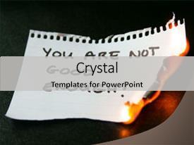 self esteem powerpoint templates | crystalgraphics, Modern powerpoint