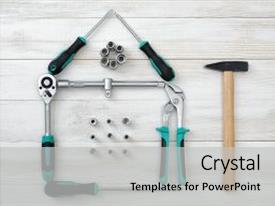 tools powerpoint templates | crystalgraphics, Presentation templates